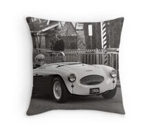 Austin Healey 100S 1955 Throw Pillow