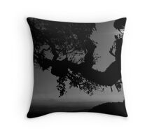 The Ents rest Throw Pillow
