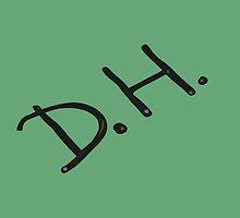 Senior Scribe DH by finduilas