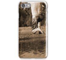 Jump!! iPhone Case/Skin