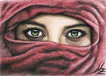 Magic Eyes by Nicole Zeug
