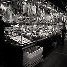 Market at Las Ramblas by Nicole Shea