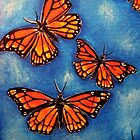 Butterflies by Knickersart