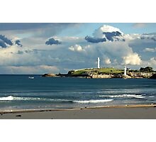 a Wollongong view Photographic Print