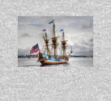 Kalmar Nyckel___The Tall Ship of Delaware Unisex T-Shirt