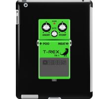 T-Rex Distortion Pedal iPad Case/Skin