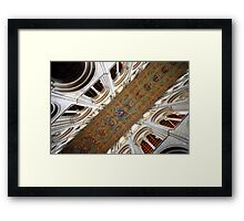 Ely Cathedral Ceiling Framed Print
