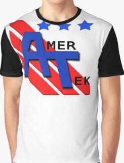 AmerTek Logo Graphic T-Shirt