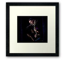 Harry Manx Framed Print