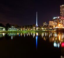 Melbourne Cityscapes by Danielle  Miner