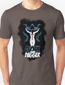 Cloak and Dagger Unisex T-Shirt