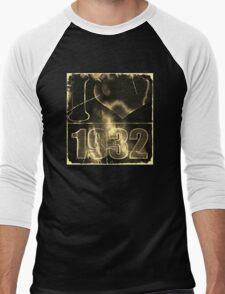 I love 1932 - Vintage lightning and fire T-Shirt Men's Baseball ¾ T-Shirt
