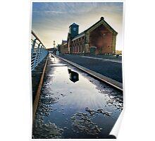 Titanic Series No1. Thompson Drydock Pumphouse Poster