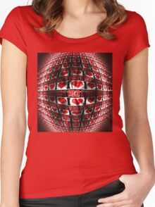 I love 1931 - lighting effects T-Shirt Women's Fitted Scoop T-Shirt