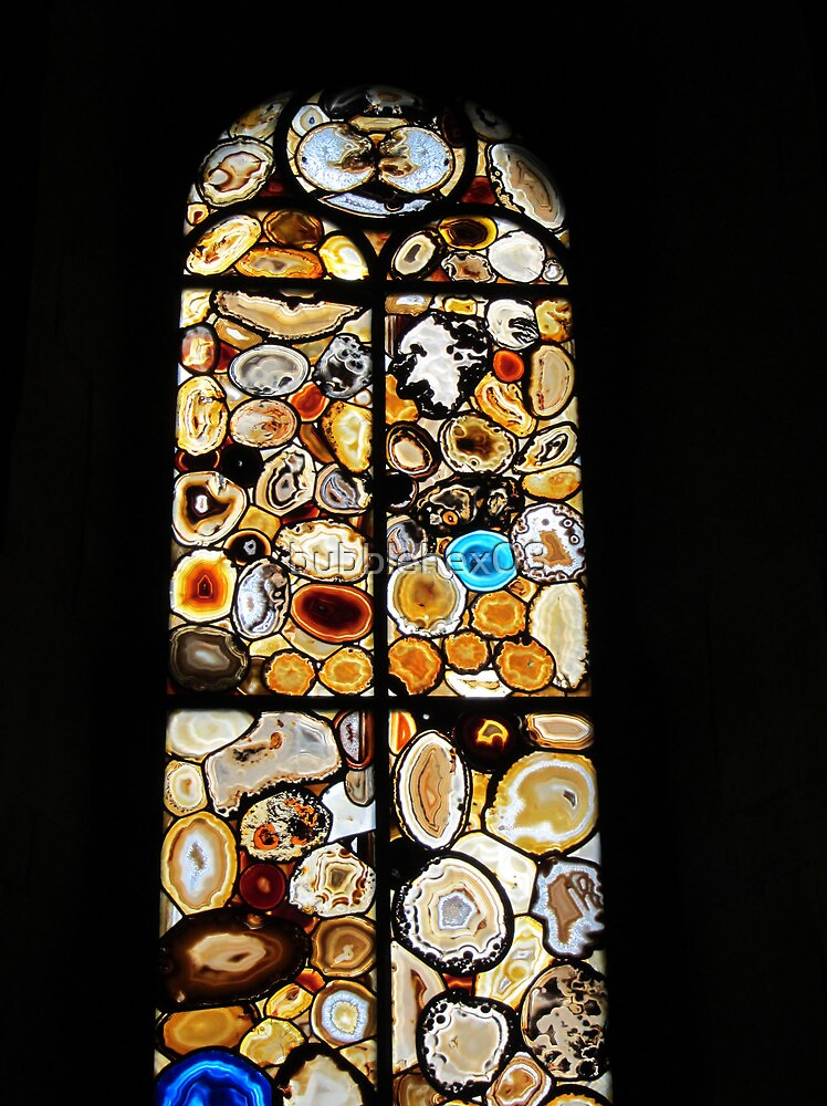 The agate window I by bubblehex08