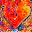 My heart is burning with intense feelings of Amor by TheBrit
