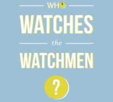 Who Watches the Watchmen? One Piece - Short Sleeve