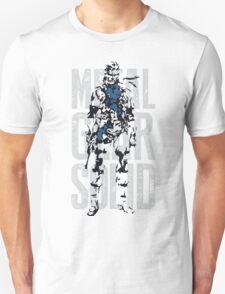 MGS31 - SNAKE RUSSIAN T-Shirt