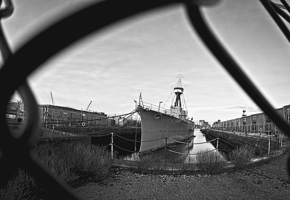 Alexandra Drydock by Chris Cardwell