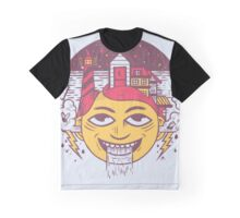 The Land of Headarea Graphic T-Shirt