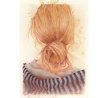 long hair anyone? Photographic Print
