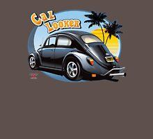 80's Cal Look VW Beetle Unisex T-Shirt