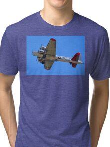 'Yankee Lady' > Tri-blend T-Shirt
