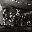 Skelton Band by barkeypf