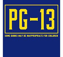 PG-13 Photographic Print