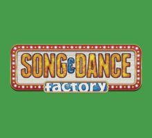 Song & Dance Factory Baby Tee