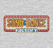 Song & Dance Factory One Piece - Long Sleeve