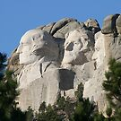 A Different Mt. Rushmore by John Carpenter