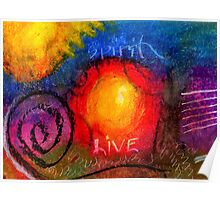 Embracing the SPIRIT to LIVE LIFE Fully Poster