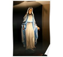 The Blessed Virgin Mary Poster