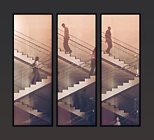 The Staircase by Zohar Lindenbaum
