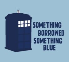 Something borrowed, something blue by nimbusnought