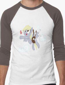 Derpy Love (derpy loves you) Men's Baseball ¾ T-Shirt