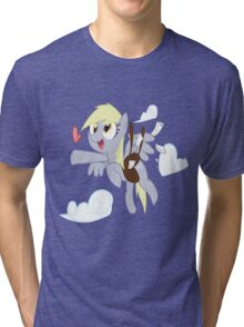 Derpy Love (derpy loves you) Tri-blend T-Shirt