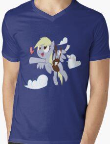 Derpy Love (derpy loves you) Mens V-Neck T-Shirt
