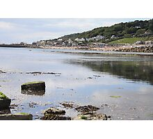 Beach Reflection Photographic Print