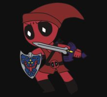 The Legend of Deadpool by TheJoshurawr