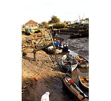 Kings Lynn Docklands Photographic Print