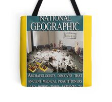Archaeology of Boredom Tote Bag