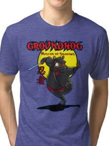 Master of Shadows Tri-blend T-Shirt