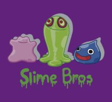 Slime Bros by graciebat
