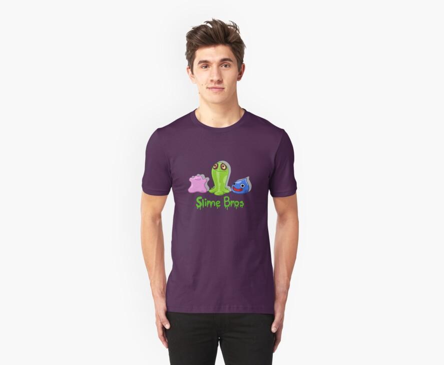 Slime Bros by graciebat