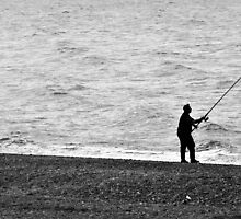 Fishing by JHuntPhotos