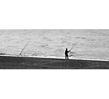 Fishing Photographic Print