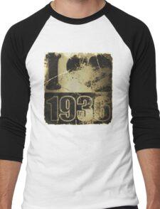 I love 1936 - Vintage Men's Baseball ¾ T-Shirt
