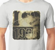 I love 1936 - Vintage Unisex T-Shirt
